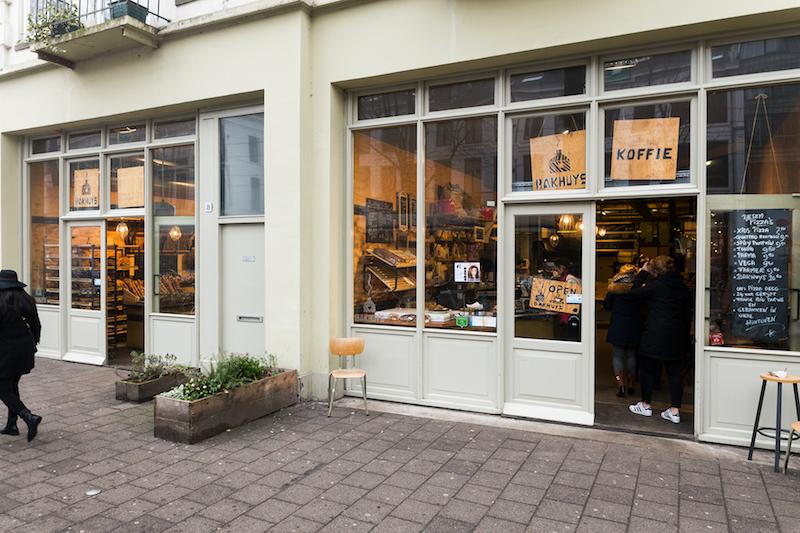 Bakhuys-Amsterdam