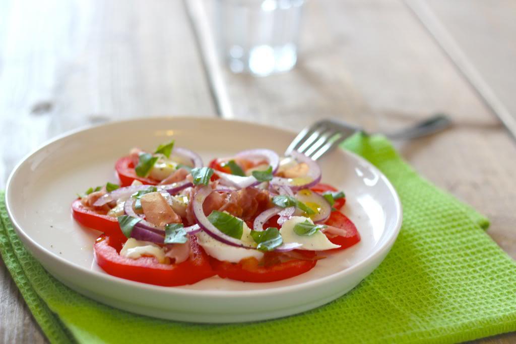 makkelijke recepten salades