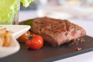 biefstuk olijfolie gezond