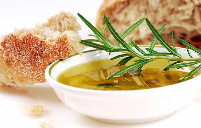 olijfolie kruiden dip