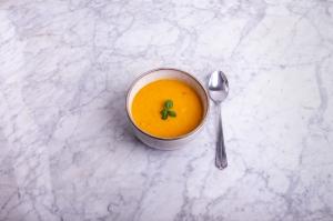 gezond recept pompoensoep