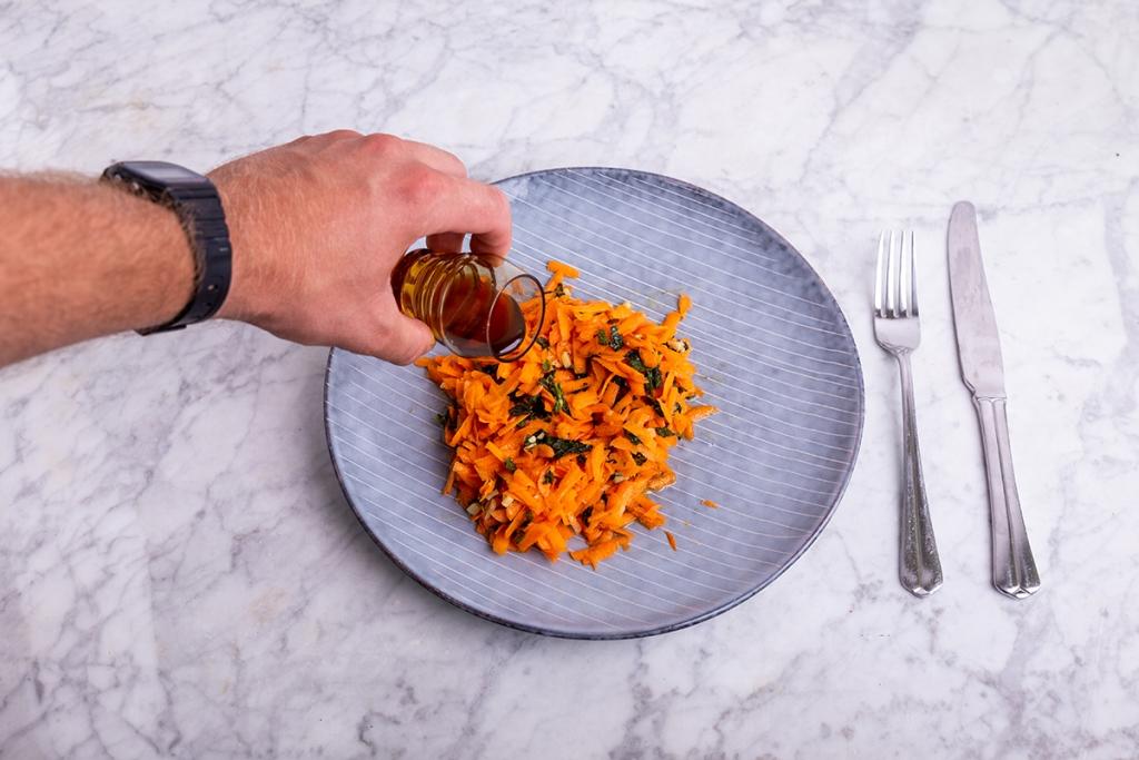 makkelijke recepten wortelsalade
