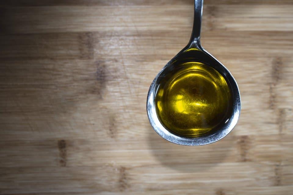 huid olijfolie goed