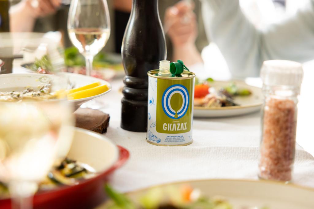 Extra vergine olijfolie