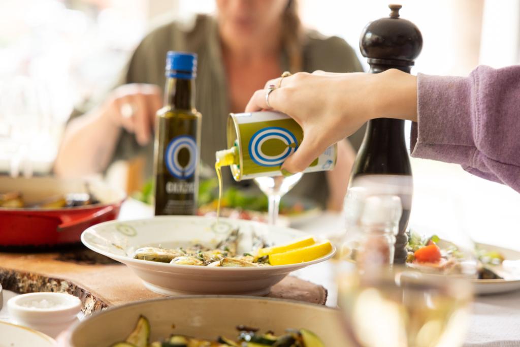 olijfolie varianten
